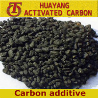 High carbon/recarburizer low sulphur carbon additive