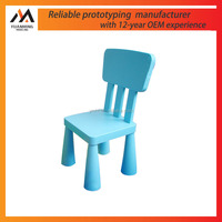 manufacture customize 3D model plastic chairs