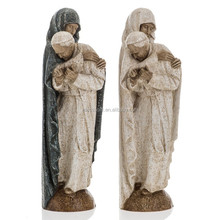 Hot Sale Personalized Handmade Color Painted Decorative Virgin Mary and John Paul