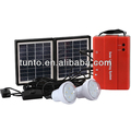 3.4W Home Use Home Solar System With DC Output 12V and USB 5V