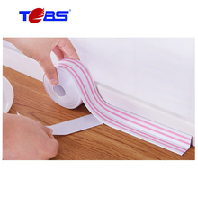 PE Butyl customizable bathroom bath seal sealant tape