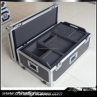 FLIGHT CASE FOR DVD Phillps & mix board yamaha 102c & microphone & Sony blu ray player BDPS380