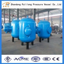 industrial shell and tube air condenser / pressure vessel