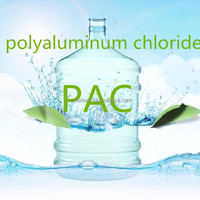 High Purity Polyaluminium Chloride Flocculant Water