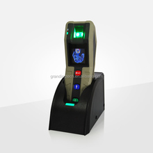 Zkteco Portable handed fingerprint reader time attendance system with socket