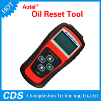 2015 100% original professional OBD2 Autel Oil Reset Tool for Volvo & Audi + USB + Software + OBDII & OBDI Connectors
