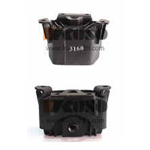 6HK1 6SD1 6SA1 rear engine mounting or rubber cushion for FVR FVZ GVR FORWARD truck 1-53225316-0