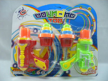 hot sell toy for kid plastic spinning top toy
