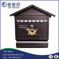 Aluminum Die Casting outdoor mail boxes