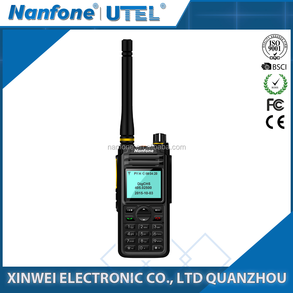 Waterproof DMR Digital Two Way Radio and DMR Walkie Talkie
