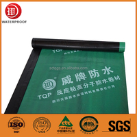 1.5mm Wet-application TQP Self Adhesive Reactive Cement Waterproof Membrane