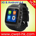 2015 Android WCDMA 3G mobile watch