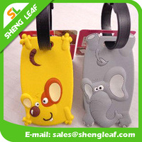 Handbag plastic Luggage Tags in cheapest price