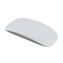 Promotional slim 2.4G Super Slim USB Wireless Mouse Touch Magic Mouse for gift