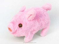 Battery operated pig music pig toy animal EN71 AZO AD004185