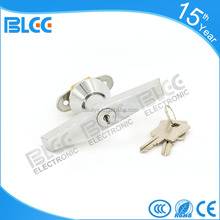 Popular in Australia and philippine of stainless steel security door lock for vending machine
