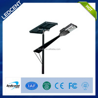 China factory ip65 solar powered led strip lights for garden street lamp