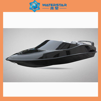 china leading PWC brand water star mini jet small jet fast boat