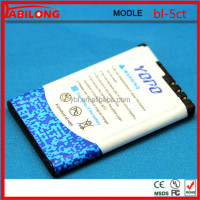 BL-5CT mobile battery for nokia 5220XM 6303C 6730C C3-01 C3-01m C5-00 C5-02 C6-01