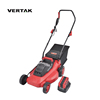 VERTAK professional 37cm 36V lithium battery lawnmower garden hand push grass lawn mower