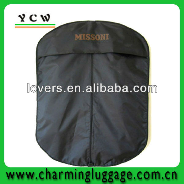 Black Non Woven Coat Cover/Garment bag