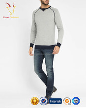 Men Knitted Heavy Cashmere Pullover Sweater