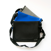15.6 inch neoprene laptop case with handle
