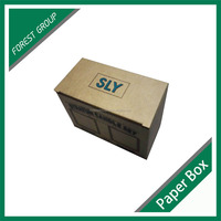 RECYCLED KRAFT PAPER BOX ESSENTIAL OIL BOXES FOR SALE