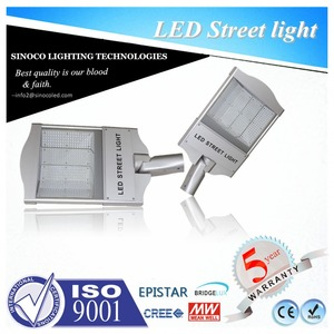 High Power 185/225w LED Driving Work in road light for BOATS