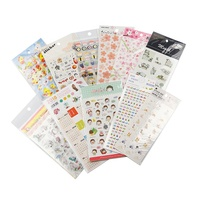 Wholesale Custom Self Adhesive Labels Mobile Phone Sticker Sheet