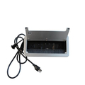 ZeShan ZSCC06 cable cubby with brush and US power