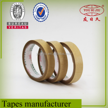 water activated fiber reinforced eco kraft paper gummed tape