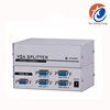 High Quality Silver Metal 4 Ports