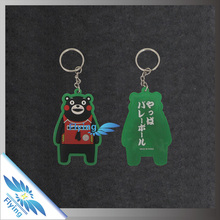 Wholesale Custom Made Replica Designer Metal Mini Stuffed Animal Keychains