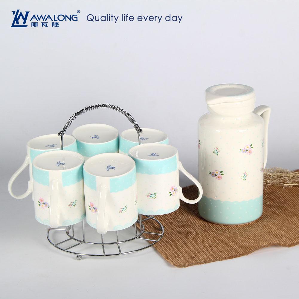Unique Funky Ceramic Teapots For Sale Large Capacity