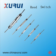 lead glass tube reed switch / normally closed magnetic contact reed switch supplier