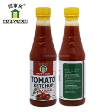 Dubai Hot Sale Halal High Quality 320g Tomato ketchup