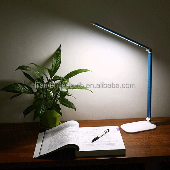 Touch Control Dimmable rechargeable LED Desk lamp