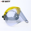 Industial Helmet Safety Face Shield anti riot face shield pc face shield high impact