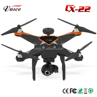Cheerson CX-22 Follow Me 4CH 6-Axis Dual GPS Quadcopter kit with HD camera