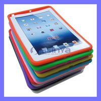 7.9 inch Anti Crash New Type Slim Silicone Cover for iPad Mini 3