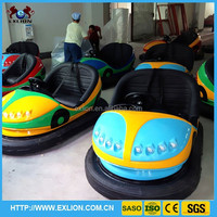 outdoor amusement ride hot sale! 2 player bumper car games