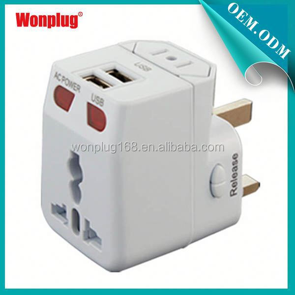 2014 Newest Designed Worldwide Use Universal usb charger power for hp touchpad