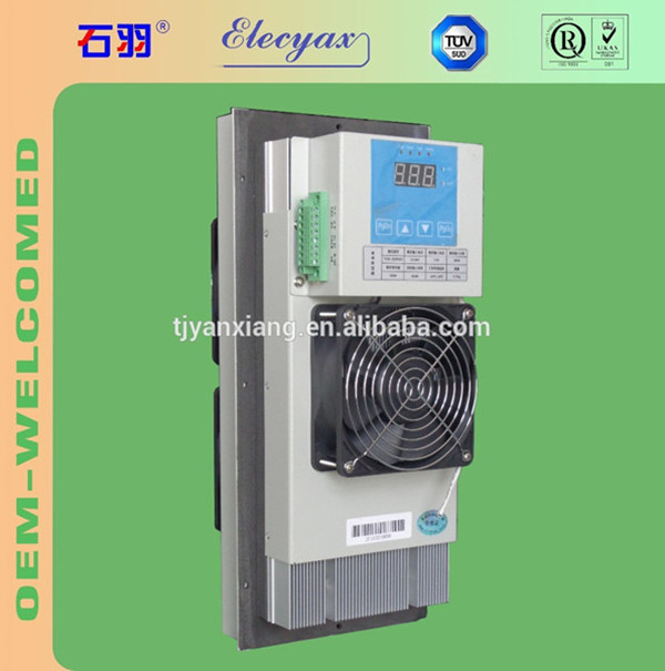 200w/48VDC air cooler for telecommunication /peltier air conditioner