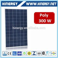 New design solar energy solar 300Wp with great price