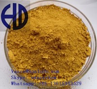 China effective Inorganic pigment yellow Iron oxide for construction