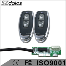 New DC 12V 2 CH 2CH RF Wireless Remote Control Switch System,4 X Transmitter + 1 X Receiver,315/433 MHZ