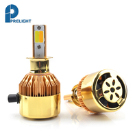 Factory 36w 3800lm auto Cars H1 H4 H7 H11LED automatic headlight 6000K Car Bulbs h7 LED Headlight