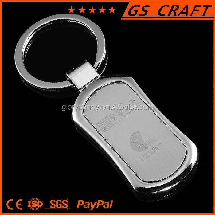 Custom Made New Product Latest Design blank keychain