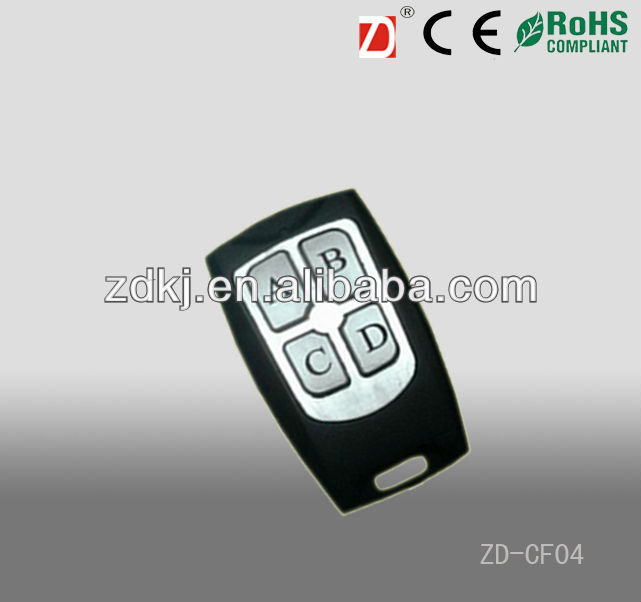 learning code universal used 315mhz chigo garage door remote control ZD-CF04